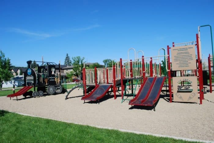 Parkland Community Centre Playground