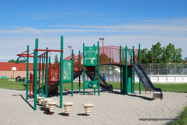 Ranchlands Community Centre Playgound