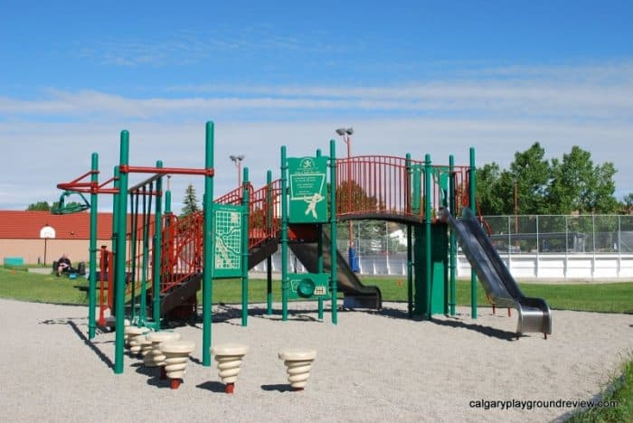 Ranchlands Community Centre Playground