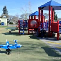 Renfrew Park Preschool Playground