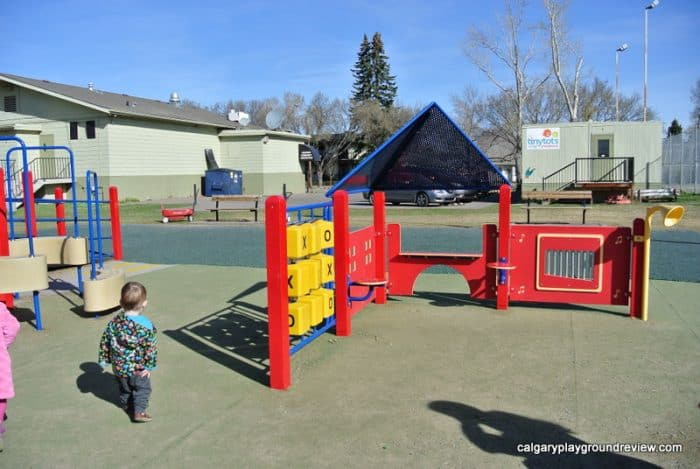 Renfrew Park Preschool Playground
