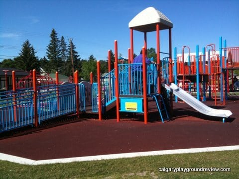 Helicopter Playground – Parkdale/West Hillhurst