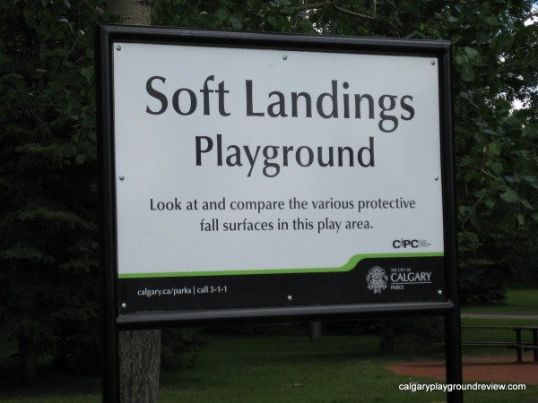 North Glenmore Park – Soft Landings Playground