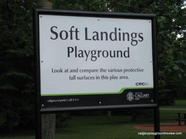 North Glenmore Park - Soft Landings Playground