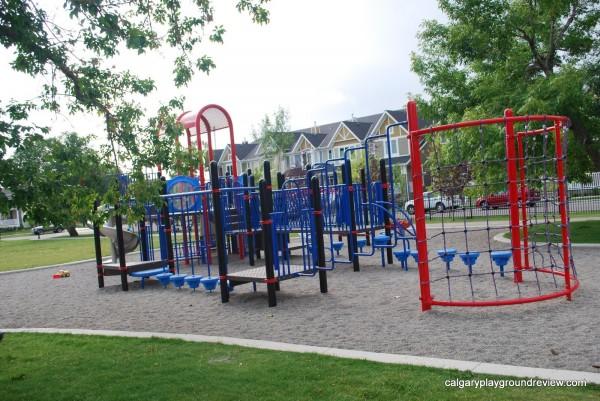 Buffalo Park Playground – Lincoln Park