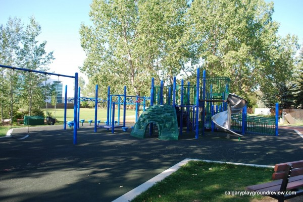 Utah Park Playground – University Heights