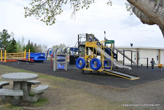 Cambrian Heights Park Playgrounds