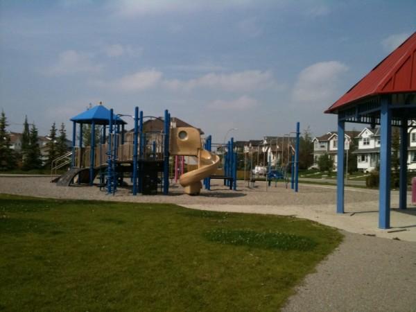Citadel Bluff Close Playground