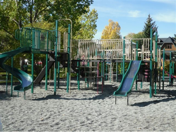 Green Park Playground – Briar Hill