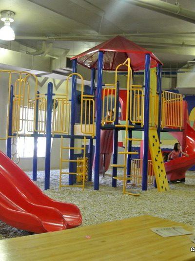 Eau Claire–Kids Zone Indoor Playground