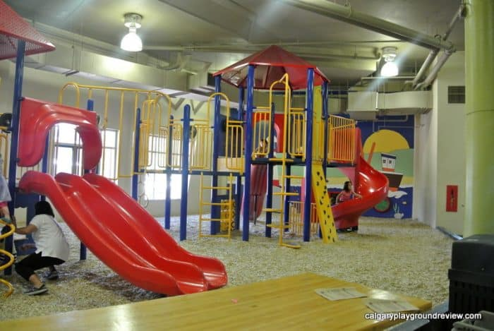 Eau Claire–Kids Zone Indoor Playground