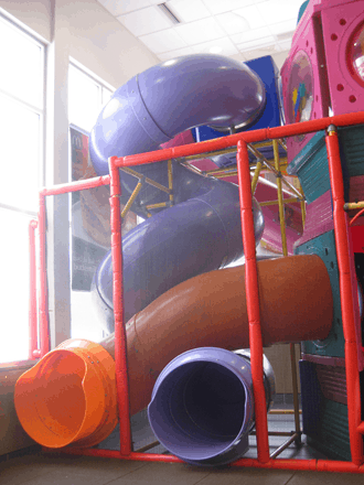 Mcdonalds Playplace - Calgary