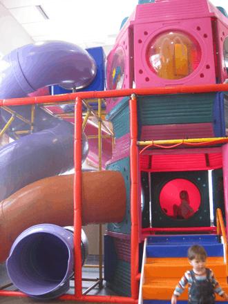 McDonald's–Playplaces