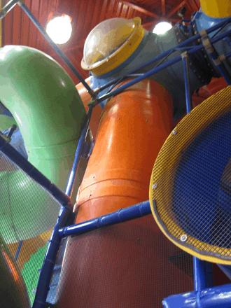Burger King Bk Kids Playground