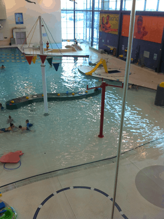 Vivo Formally Cardel Place Swimming Pool