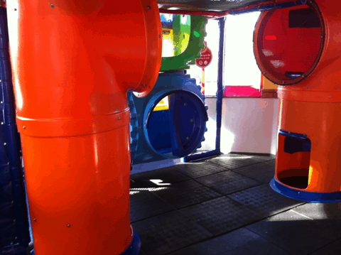 Burger King–BK Kids Playground