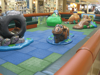 Sunridge Mall Eco-Park Play Place