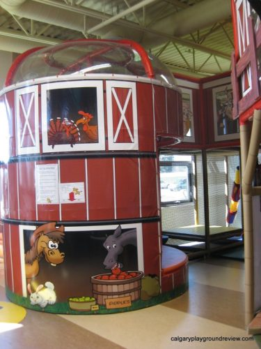 Calgary Farmers' Market–Barn Yard Kids Indoor Playground