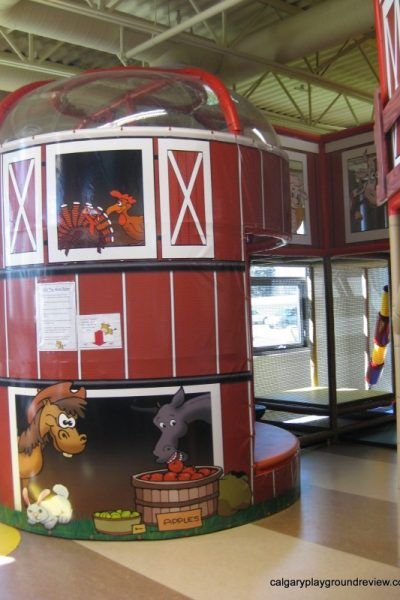 Calgary Farmers' Market–Barn Yard Kids Indoor Playground