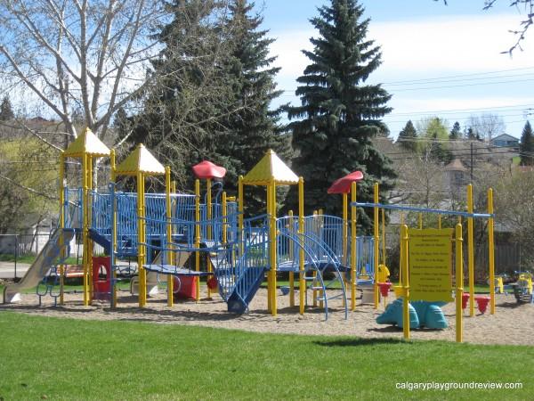 Bridgeland 9a St Playground