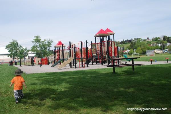 West Hilhurst Community Association Playground