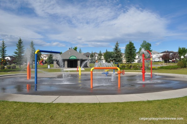 Somerset Spray Park and Playgrounds