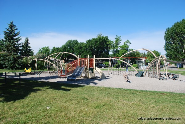 Winston Heights Xccent Playground