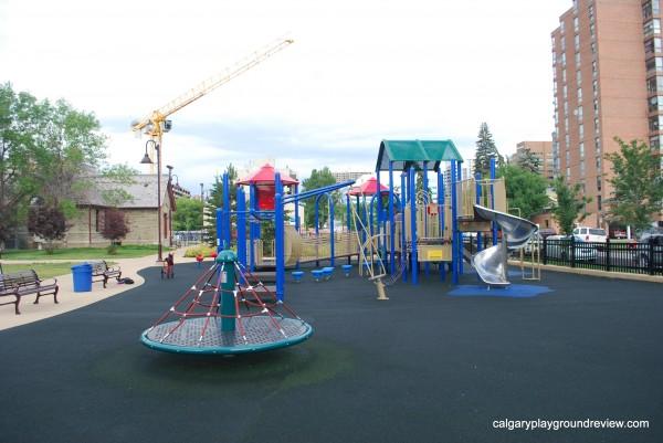 Haultain Park Playground