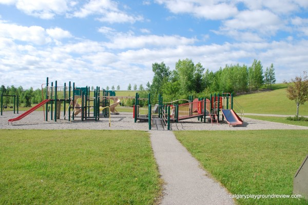 Elliston Park Playgrounds