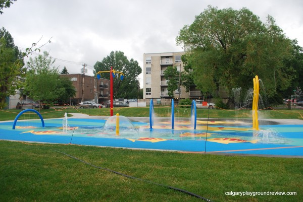 Rotary Park Playground and Spray Park