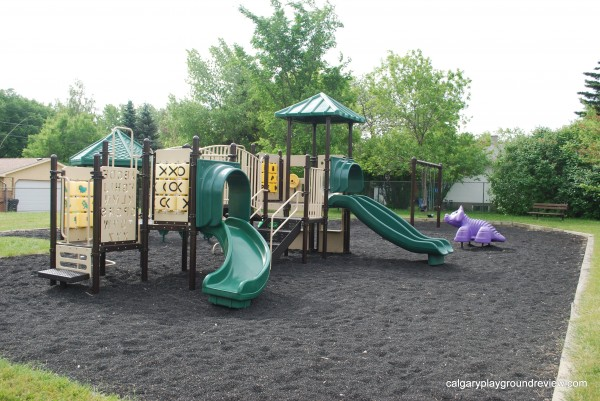 Wildwood Toddler Playground