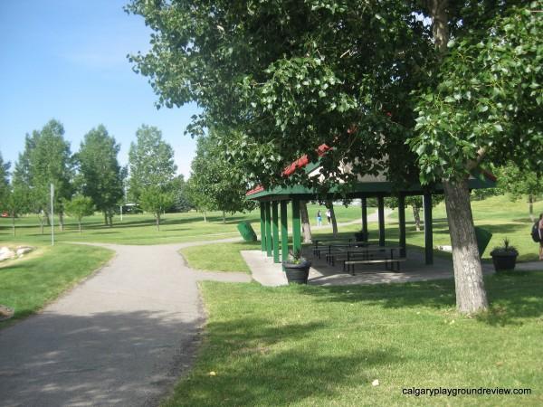 Prairie Winds Park Picnic Area