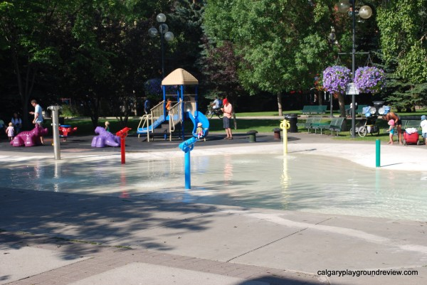 Prince's Island Park Playground – Eau Claire Water Park