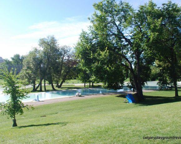 Riley Park Wading Pool