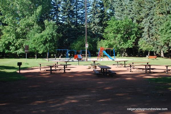 Edworthy Park Picnic Areas