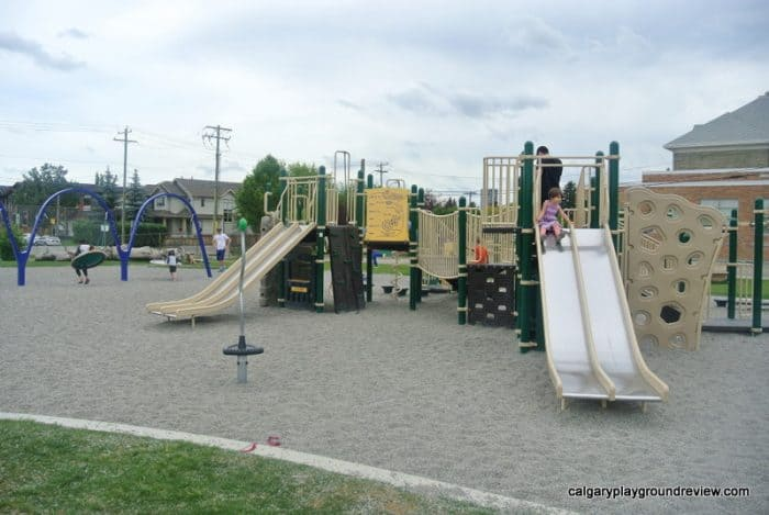 King George School Playground