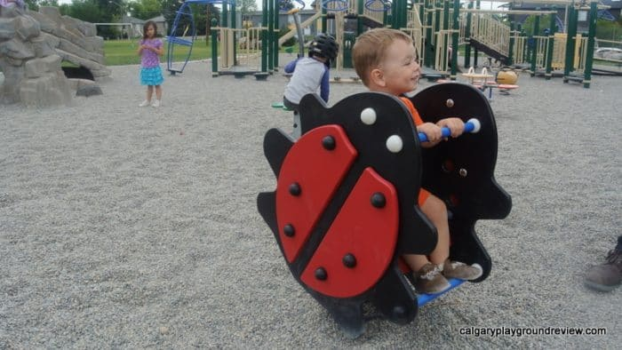 King George School Playground