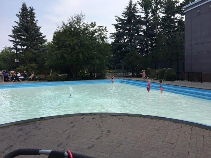 Eau Claire Wading Pool