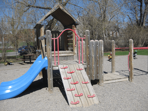Riley Park Playground And Wading Pool
