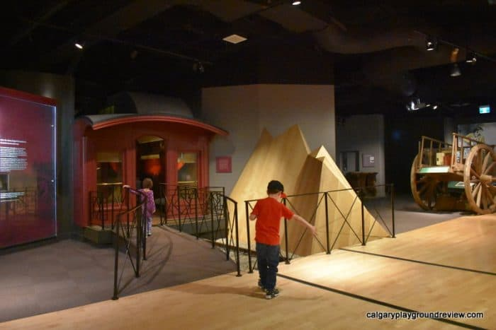Glenbow Museum - Mavericks - Things to do with kids in Calgary in the Winter