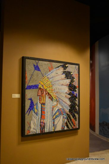 Glenbow - Niitsitapiisini: Our Way of Life (The Blackfoot Gallery)