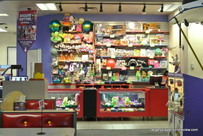how much is it to get into chuck e cheese