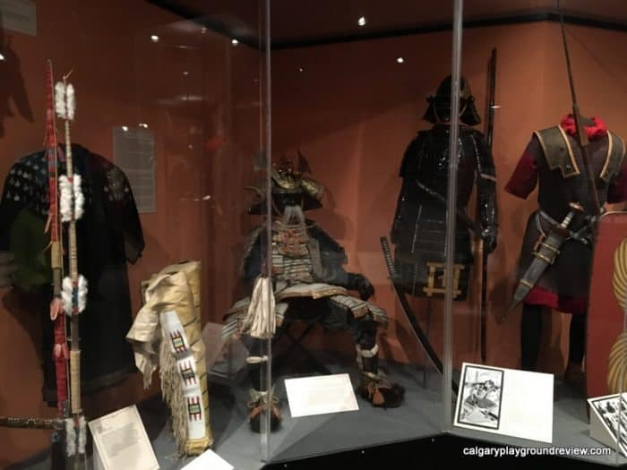 Glenbow - Warriors: A Global Journey Through Five Centuries