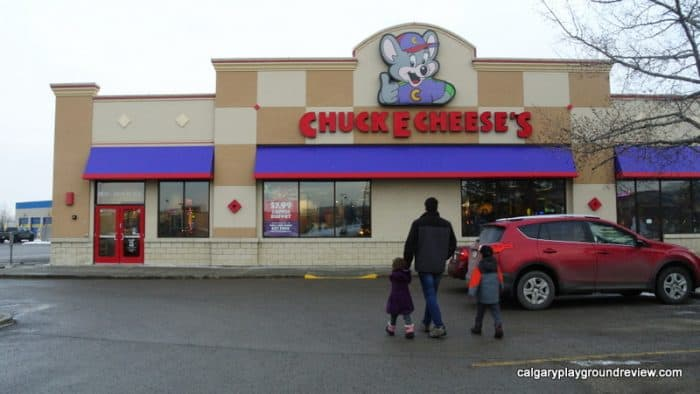 Chuck E. Cheese Coupons