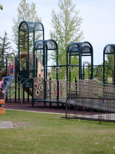 Airdrie–Nose Creek Park Playground