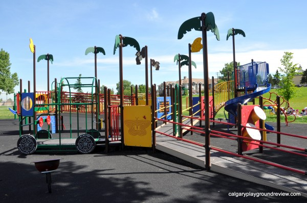 Vista Heights Jungle Playground