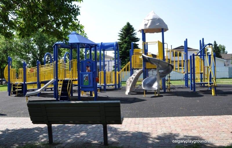 Rainbow Park Playground