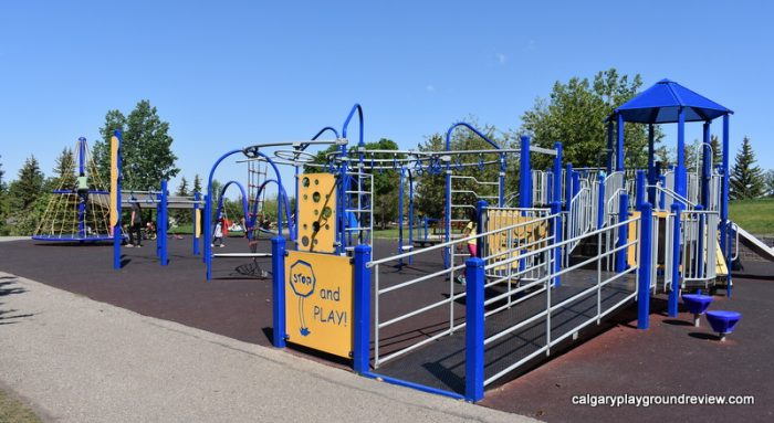 Prairie Winds South Playground - Calgary's best playgrounds 2019