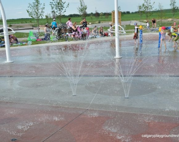 Airdrie–Chinook Winds Playground and Spray Park