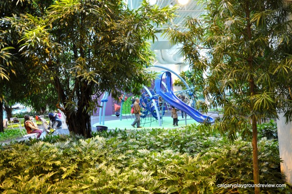 Devonian Gardens and Playground